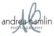 Andrea Hamlin Photography Logo Color